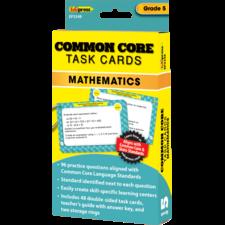 Common Core Math Task Cards Grade 5
