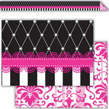 Parisian Double-Sided Border