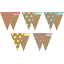 Shabby Chic Pennants