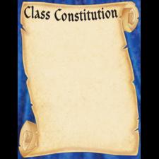 Class Constitution Chart
