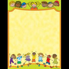 Fantastic Kids Blank Chart