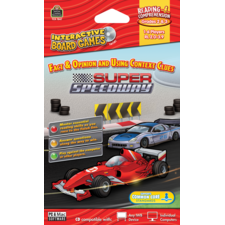 Super Speedway Computer Game CD Grade 2-3