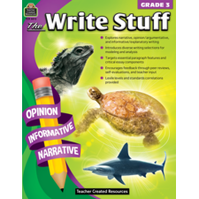 The Write Stuff Grade 3