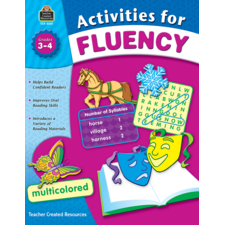 Activities for Fluency, Grades 3-4