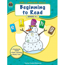 Early Language Skills: Beginning to Read