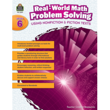 Real-World Math Problem Solving Grade 6