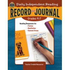 Daily Independent Reading Record and Journal