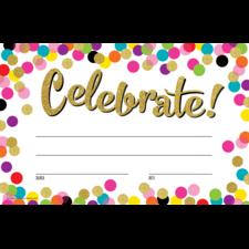 Confetti Celebrate! Awards
