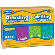 Reading Comprehension & Writing Response Grade 2-3