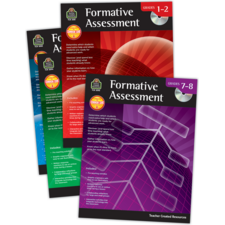 Formative Assessment Set (4 bks)