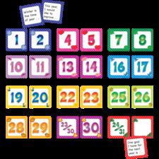 Calendar Days/Story Starters Set (12 pks)