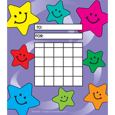 Happy Stars Incentive Charts