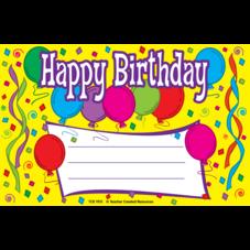 Happy Birthday Awards