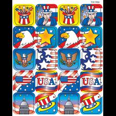 Patriotic 2 Stickers