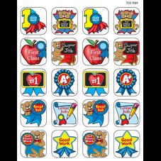 Ribbon Awards Stickers