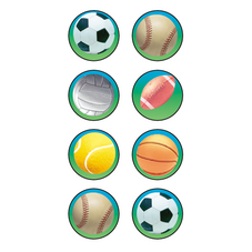 Sports 2 Mini Stickers