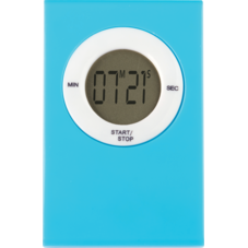 Magnetic Digital Timer - Aqua