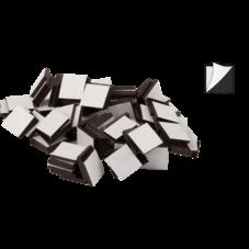 Adhesive Magnetic Squares 100 Pack