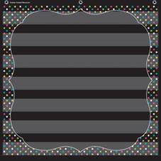 Chalkboard Brights 7 Pocket Chart
