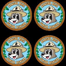 Ranger Rick Wear'Em Badges