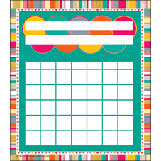 Tropical Punch Incentive Charts Pack