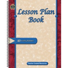 Lesson Plan Book