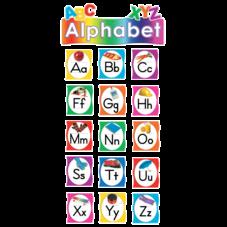 Alphabet Mini Bulletin Board