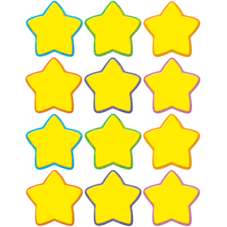 Yellow Stars Mini Accents