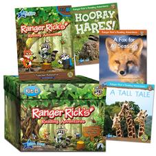 Ranger Rick's Reading Adventures Kit Level B
