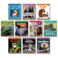 Ranger Rick's Reading Adventures Kit A Add-On Pack (10 bks)
