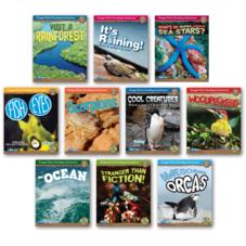 Ranger Rick's Reading Adventures Kit C Add-On Pack (10 bks)