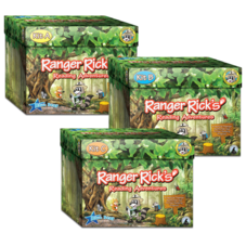 Ranger Rick Reading Adventures Complete Program Grade 2-5