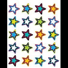 Fancy Stars 2 Stickers