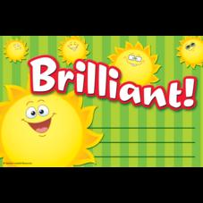 Happy Suns Brilliant Awards