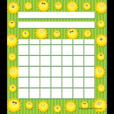 Happy Suns Incentive Charts