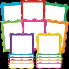 Fancy Frames Bulletin Board Display Set