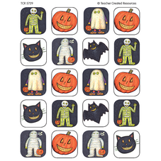 Halloween Stickers from Susan Winget