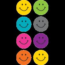 Bright Happy Faces Mini Stickers