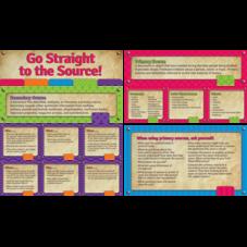 Using Primary Sources Mini Bulletin Board