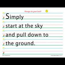 Smart Start Chart: Small K-1