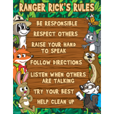 Ranger Rick's Rules Chart