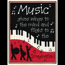 Gift of Music Chart