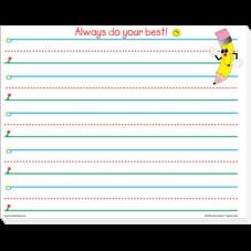 Smart Start Charts: Large K-1 Set