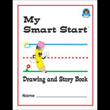 Smart Start Drawing & Story Book 1-2 Journals Class Pack-24