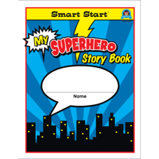 Superhero Smart Start 1-2 Story Book