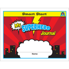 Superhero Smart Start K-1 Journal
