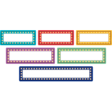 Clingy Thingies Marquee Multi Labels