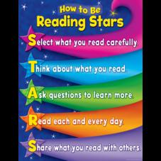 Reading Stars Chart