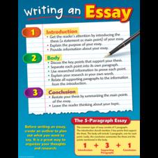 Writing an Essay Chart