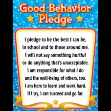 Good Behavior Pledge Chart